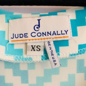 Jude Connally Dresses - Jude Connally Mary Pat Sandler Dress Blue XS